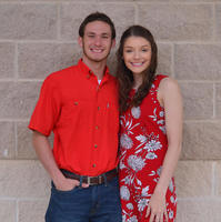 Mr. and Miss CHS